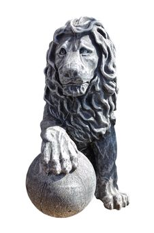 Free Statue Lion Stock Image - 14607991