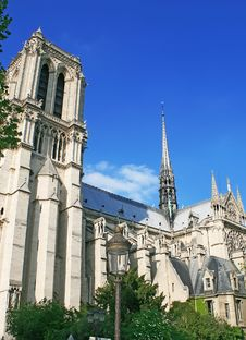 Free Notre Dame De Paris Royalty Free Stock Images - 14608999