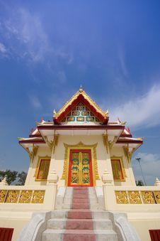 Free Buddhist Church Stock Photography - 14609102