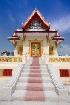 Free Buddhist Church Stock Photo - 14609150
