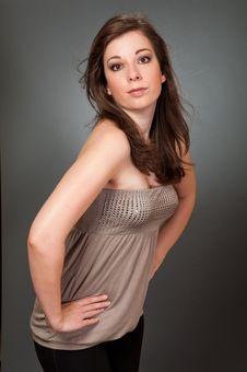 Free Beautiful Women Royalty Free Stock Image - 14609316