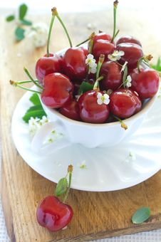 Free Cherry Royalty Free Stock Photos - 14609668