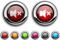 Free Mute Button. Stock Image - 14610031