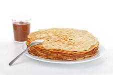 Free Pancakes Stock Photos - 14610163