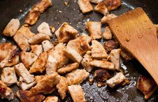Free Fried Pork Stock Images - 14611424