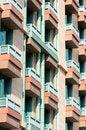 Free Windows And Balcony Of Hotel Stock Photos - 14623423
