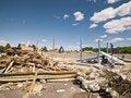 Free Demolished Neighbourhood Stock Photography - 14626092