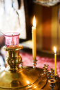 Free Candles In Church Royalty Free Stock Photography - 14626737
