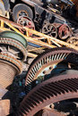 Free Gears And Pulleys Stock Photo - 14626900