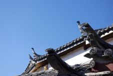 Free Chinese Roof Royalty Free Stock Images - 14623249