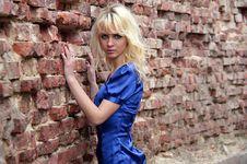 Free Blonde Wall Stock Photos - 14623983