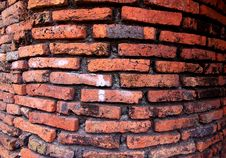 Free Red Brick  Walls Royalty Free Stock Photos - 14624048