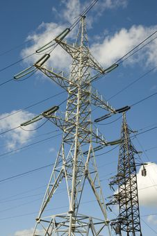 Electric Support Stock Photos