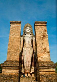 Free The Buddha Status Stock Images - 14624604