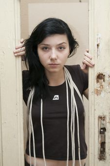 Free Beautiful Brunette Girl Stock Photo - 14625370