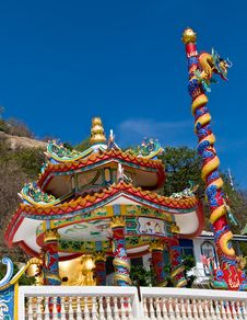 Free The Joss House Royalty Free Stock Images - 14625599