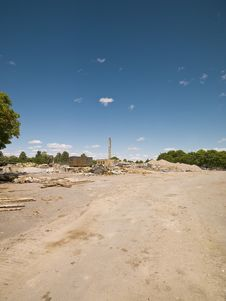 Free Demolished Neighbourhood Stock Images - 14626194