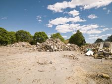 Free Demolished Neighbourhood Stock Photos - 14626283