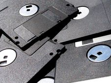 Free Computer Diskette Background Stock Image - 14626351