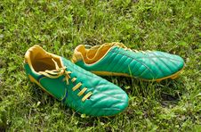 Cleats Stock Photography