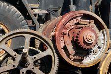 Free Rusty Gears Stock Image - 14626941