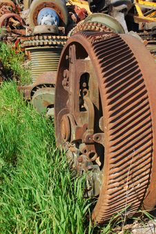 Free Gear Wheel Stock Images - 14627014
