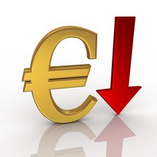 Free Euro Royalty Free Stock Photography - 14627147