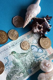 Free Money Of Cyprus Royalty Free Stock Images - 14627549
