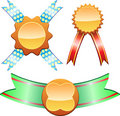 Free Medals With Ribbon Stock Photo - 14632480