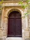 Free Parisian Doorway Royalty Free Stock Photography - 14635797