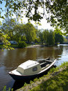 Free Amsterdam Canal Royalty Free Stock Photo - 14639345