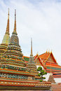 Free Golden Pagoda Royalty Free Stock Image - 14639676