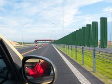 Free Difficulty On Highway Stock Images - 14631434