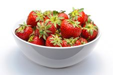 Free Bowl With Strawberries Stock Images - 14631504