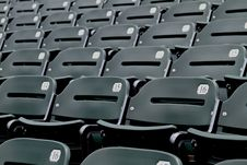 Free Stadium Seating Royalty Free Stock Photography - 14632077