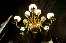 Free Chandelier Royalty Free Stock Photos - 14632968