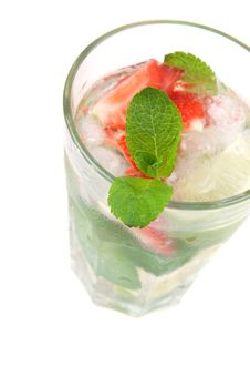 Free Mojito Cocktail Royalty Free Stock Photography - 14633077