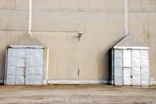 Free Industrial Warehouse Stock Photos - 14633223