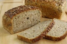 Free Bread With Grains Royalty Free Stock Photography - 14633327