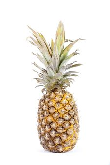 Free Pineapple Royalty Free Stock Photography - 14633347