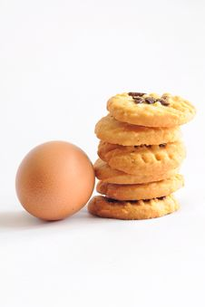 Free Cookies Royalty Free Stock Image - 14634466