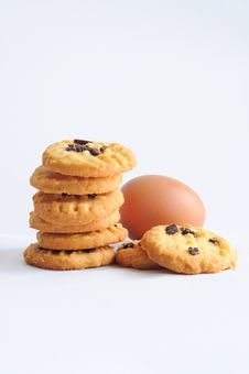 Free Cookies Royalty Free Stock Image - 14634496