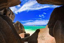 Free Tropical Beach Stock Image - 14634881