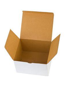 Free Empty Cardboard Box Stock Photos - 14634923