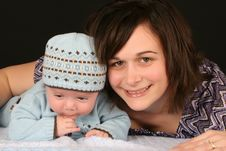 Free Mother And Baby Royalty Free Stock Photography - 14635137