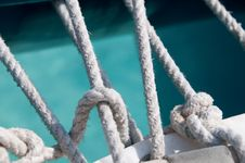 Free Rope Knots Stock Image - 14635201