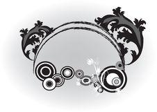 Free Circle Decorative Flourishes Ornament Royalty Free Stock Image - 14637526