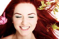 Free Beautiful Woman Stock Photography - 14639872
