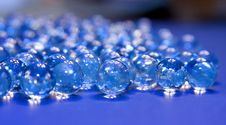 Free Marbles Galore  (Clear) Royalty Free Stock Photography - 14639907