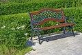Free Garden Bench Stock Photo - 14642340
